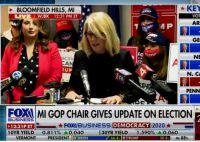 2020美国大选最新进展:6000张特朗普的票被算到拜登名下