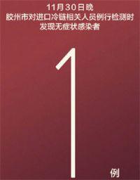 深圳1名港籍货车司机确诊新冠 山东青岛又发现1例无症状感染者