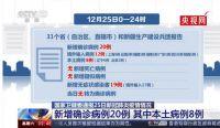 北京确诊病例办公区电脑检测阳性 大连一家三口确诊含3月大女婴