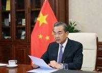 王毅:反对日方介入中国内政!辽宁舰航母编队在台湾周边海域训练