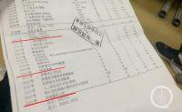 男子医院账单现妇科项目 2.9万元治疗费有8000是多收