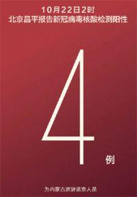 北京昌平新增4例阳性人员!31省新增本土28例分布7省市