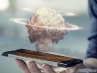 钛客Takee全息手机真假测评:网友试用评价效果图